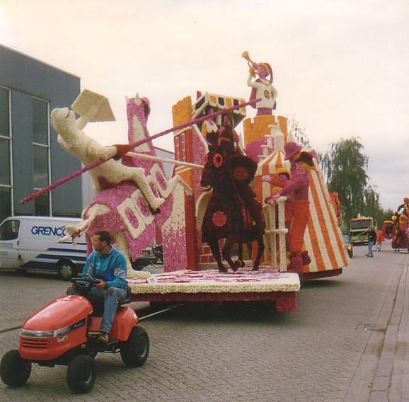 1996 – Ridderlijk of ridderlijk